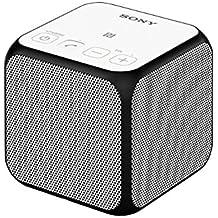 Sony SRS-X11 - Altavoz inalámbrico portátil compacto de 10W (Bluetooth/NFC), blanco