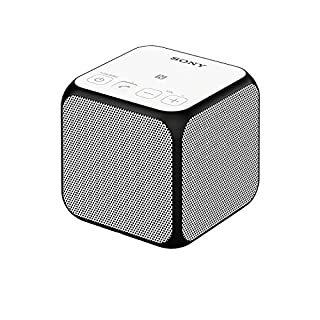 Sony SRS-X11 tragbarer Bluetooth-Lautsprecher, 5 Watt, NFC, weiß (B00UGJR1P2) | Amazon price tracker / tracking, Amazon price history charts, Amazon price watches, Amazon price drop alerts