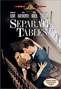 Separate Tables [DVD] [1958] [Region 1] [US Import] [NTSC]