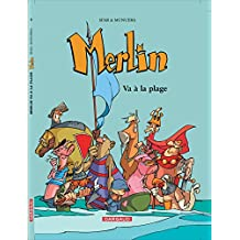 Merlin, tome 3 : Merlin va à la plage