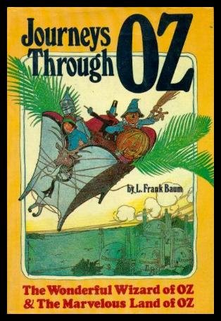 Ox Wizard (JOURNEYS THROUGH OZ - THE WONDERFUL WIZARD OF OZ AND THE MARVELOUS LAND OF)