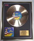 THE BEATLES/Limitierte Edition/Goldene Schallplatte/ALBUM 'YELLOW SUBMARINE'/(The Beatles)