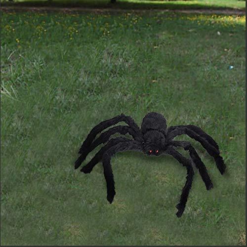 Mann Für Kostüm Verkauf Spider - Oyedens Halloween-Spinne Stützt Schwarze Plüsch Spinne Der Ganzen Person Halloween Spinne Plüsch Requisiten Spinne Halloween Horror Dekorationen