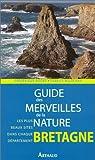 Image de Guide des merveilles de la nature : Bretagne
