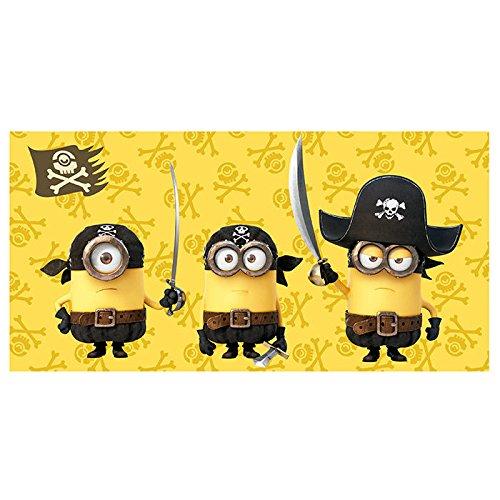 Minions – Toalla de Playa Piratas (Algodón)