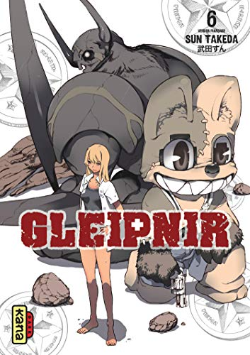 Gleipnir, tome 6 par Sun Takeda