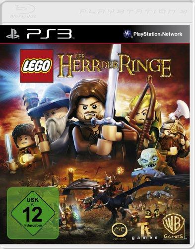 Preisvergleich Produktbild LEGO Der Herr der Ringe [Software Pyramide] - [PlayStation 3]