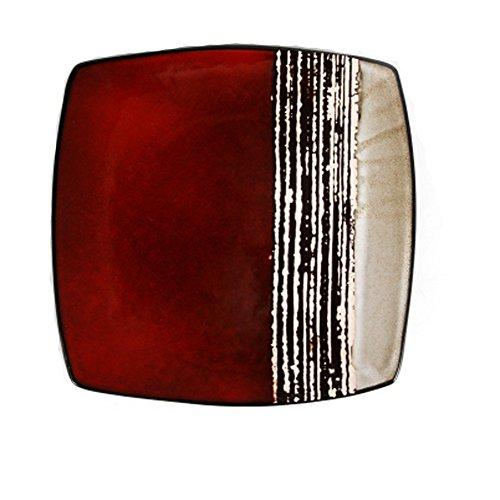 Creative-Keramik-Platte, Western Steak Teller, Obstsalat Geschirr, N