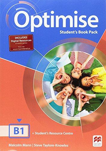 OPTIMISE B1 Exam Bklt Sb  Pk