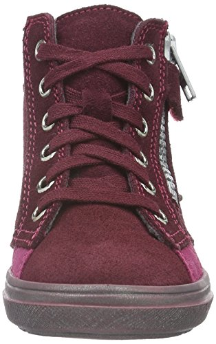 Richter Kinderschuhe Mädchen Ilva Sneakers Pink (port/mallow 7401)