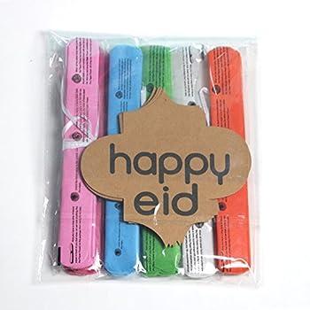 Lembeauty 6pcs Seidenpapier Flower Ball Hängen Pom Mit Eid Mubarak Tags Für Party Einkaufszentrum Aktivitäten Fenster Decor 4