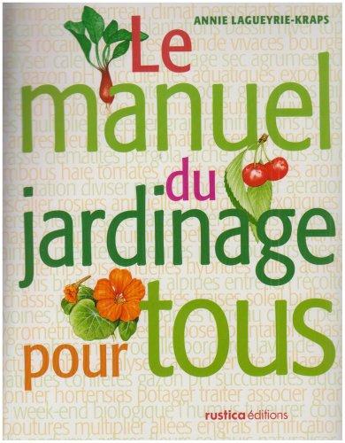Vignette du document Le  manuel du jardinage pour tous
