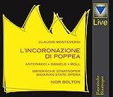 Monteverdi - Le couronnement de Poppée (L'incoronazione di Poppea)