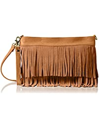 Girly HandBags Womens Gina Cross-Body Bag