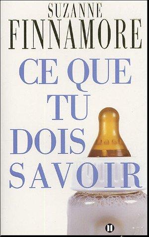 Ce Que Tu Dois Savoir [Pdf/ePub] eBook