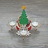 Bastelset Holz Kinder Weihnachten/Ostern - Original Erzgebirge * viele verschiedene Motive wählbar * (Bastelset Adventsleuchter)