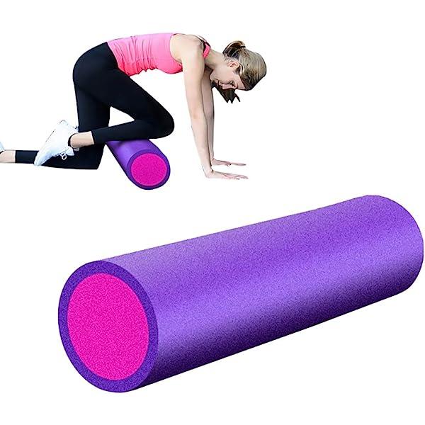 30cm 45cm 60cm 90cm Yoga Pilates Massage Fitness Gym Exercise Foam Roller Col WF