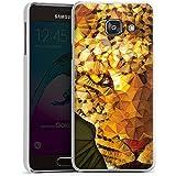 Samsung Galaxy A3 (2016) Housse Étui Protection Coque Tigre Félin Motif