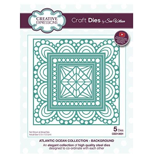 craft-die-ced13001-sue-wilson-atlantic-ocean-collection-background