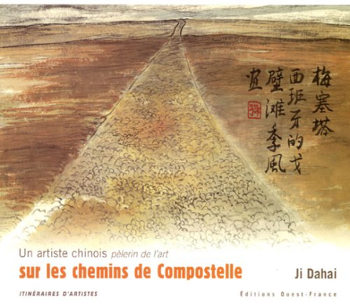Un artiste chinois pèlerin de l'art sur les chemins de Compostelle