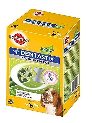 Pedigree Dentastix Fresh 28 Packs (Pack Size: Medium Dog)