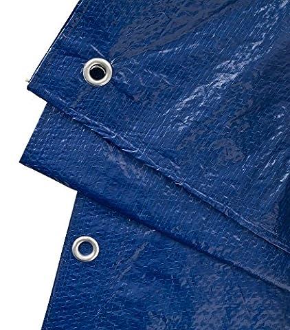 Garde Mate® Universal Green/Blue Tarpaulin Protective Tarpaulin Boat Tarpaulin Tarpaulin 90g/m²
