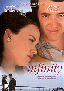 Infinity [DVD] [1996] [US Import]