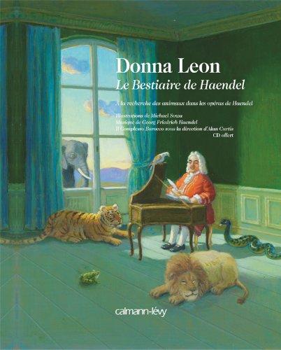 Le Bestiaire de Haendel : A la recherche des animaux dans les opéras de Haendel