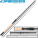 Cresta Snyper Power Float 3,30m 25g - Posenrute zum Forellen & Friedfischangeln, Friedfischrute zum Posenangeln, Angelrute