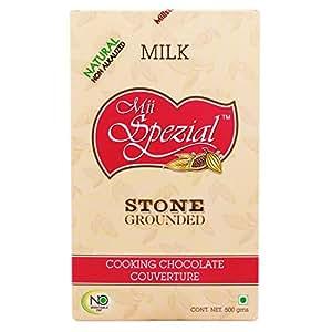 MII Spezial Milk Couverture - 500 gms