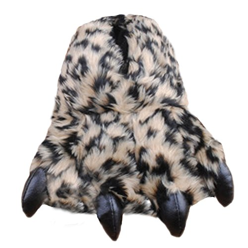 AIZHE  Animal Slippers, Chaussons homme femme tigre