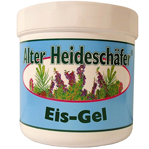 Alter Heideschäfer 5er Vorteilspack Eis-Gel, 5 Dosen a 250ml Gel Eis