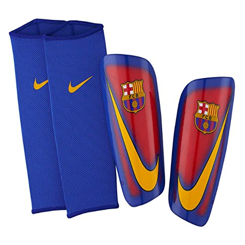 Nike Mercurial Lite-Fc Barcelo Espinilleras, Unisex Adulto