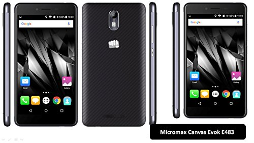 Micromax Canvas E483 Evok (3GB RAM, 16GB)