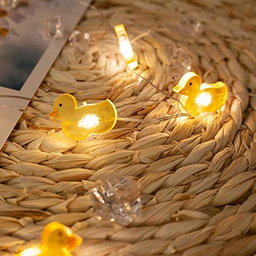Gyyl Ente 5M50Led Led Lichterkett Kupfer Draht String Usb Powered Mini String Lichter Für Diy Party Decor Weihnachten Halloween Hochzeit (Mini-licht-girlande)