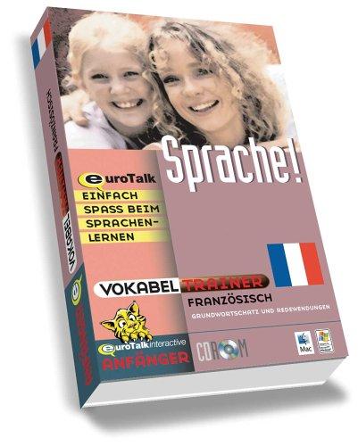 Vokabeltrainer Französisch, 1 CD-ROM Für Anfänger. Windows 98/NT/2000/ME/XP und Mac OS 8.6 und höher