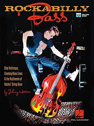 Rockabilly Bass: Noten, Lehrmaterial, Technik für Kontrabass