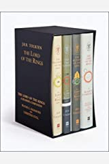 The Lord of the Rings Boxed Set Hardcover