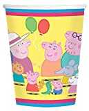Peppa Pig 9 oz Cups [8 in Package]