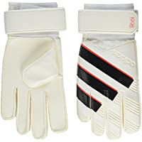 Adidas Ace Youth 98 - Guantes para niños, Color Blanco/Negro, Talla 7