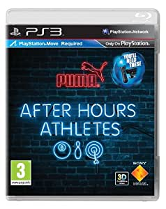 Puma After Hours Athletes - Move Required (PS3)