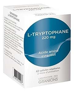 Granions Tryptophane 60 Gélules