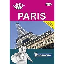 i-SPY Paris (dual language) (Michelin i-SPY Guides) by i-SPY (2012-04-01)