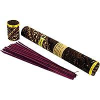 Preisvergleich für Guru-Shop Balinesiche Räucherstäbchen Jasmine in Edler Batiktuch Verpackung, Räucherstäbchen aus Bali