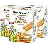Bad Heilbrunner® Brust- und Husten Tee, 10 Sticks, 3er Pack