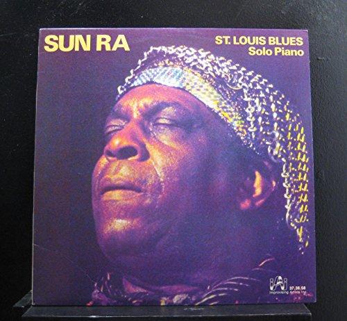 St. Louis Blues - Solo Piano [Vinyl - Sun-ra-piano-solo
