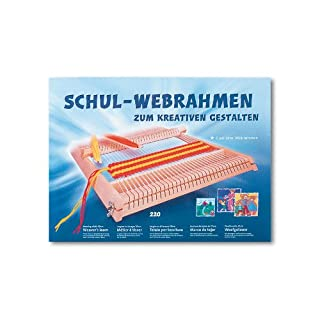 Allgäuer Webrahmen 0220 - Schul-Webrahmen