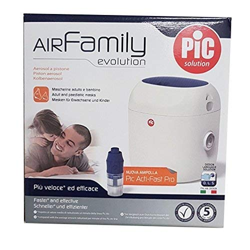 Pikdare aerosol pic air family evolution - 1750 g