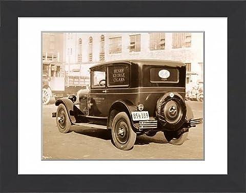 Framed Print of Nash Commercial Car
