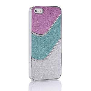 iPhone 5 / 5S polycarbonate tricolore Blink couverture couleur-1-20008